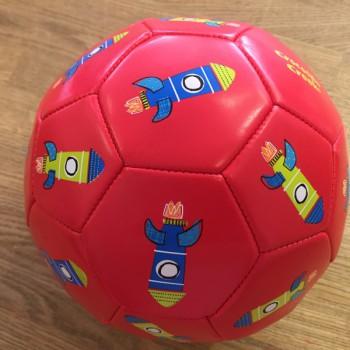 Fotboll raket rod