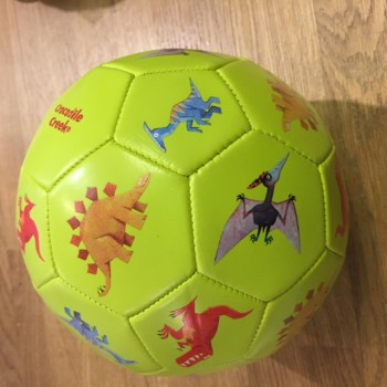 Fotboll dino
